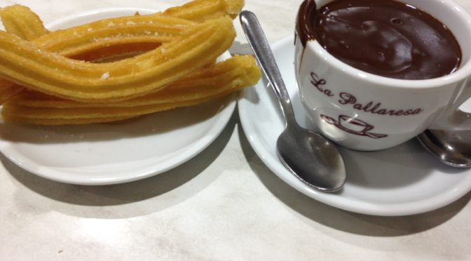 A Dessert Tour of Barcelona: Chocolate, Churros, and Much More