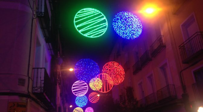 Celebrate Christmas in Madrid